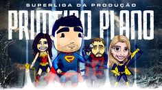 SUPERLIGA PRIMEIRO PLANO FILMES on Behance