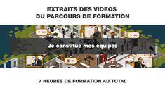 EXTRAIT Je constitue mes équipes La Formation, Movie Posters, Central, Envy, Film Posters, Billboard
