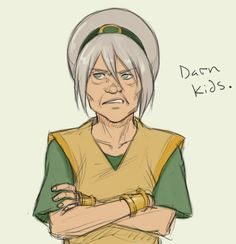 yinza - Calling it now, Kuvira has made a grave error.