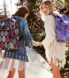 0925ec4396 Back To School. Vera Bradley LuggageVera ...