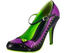 Zombie heels!!!!