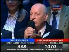 Соловьев: Русские живут в гостях у евреев.