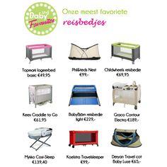 BabyStuf Favourites: campingbedjes | Babystuf