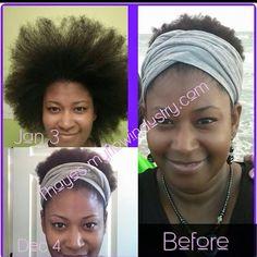 Results keep 'FLOWing' in! Http://kshalice.myflowindustry.com #hairgrowth #flowindustry #allnaturalingredients #growwiththeflow