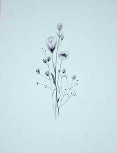 + małe kwiatuszki