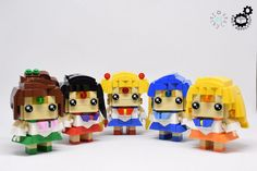 """""""lego sailormoon"""" by ckdckb: Pimped from Flickr"""