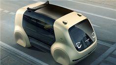 Volkswagen Group Sedric Concept, 2017