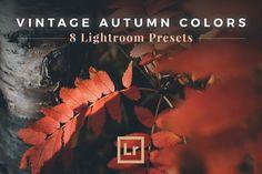 Vintage Autumn Colors – FREE Lightroom Presets #Autumn #FREE #Vintage