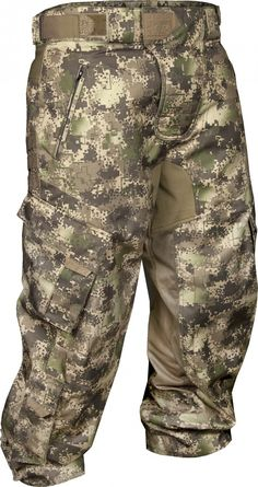Planet Eclipse HDE Paintball Pants - Camo