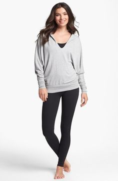 Beyond Yoga Hoodie, Camisole & Leggings  available at #Nordstrom