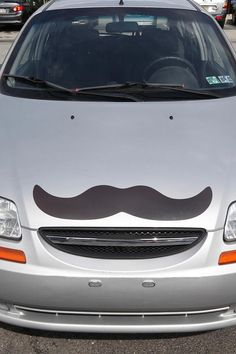 Giant Mustache Magnet  #UrbanOutfitters