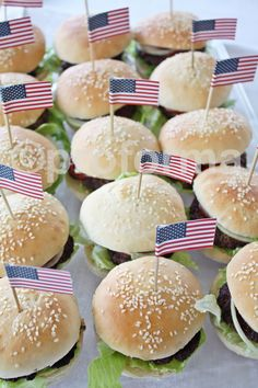 American theme party