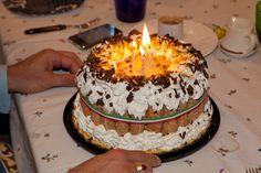 Mazzaro's Cannoli Cake!  yum!