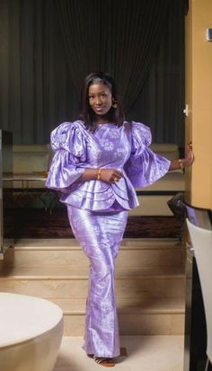 African Outfits, Latest African Fashion Dresses, African Dresses For Women, African Print Fashion, African Attire, Style Inspiration, Models, Chic, Wedding