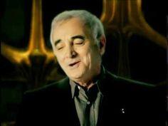 Charles Aznavour & Édith Piaf - Plus bleu que tes yeux (1997) HQ - YouTube