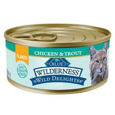 BLUE Wilderness™ Wild Delights Cat Food | Canned Food | PetSmart