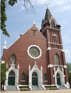Prayer Garden And Stations Of The Cross St Stephens Catholic Church Midland Texas Catholic