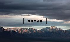 NOMAD on Behance