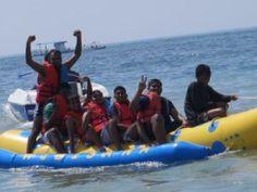 Bali Water Sport Tanah Lot Tour