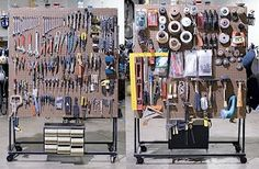 Pegboard for pliers n tools
