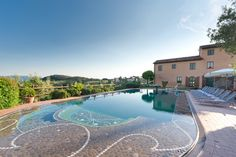 Can't wait to teach yoga here during the Tuscany Summer Yoga Retreat here at Il Borghino!