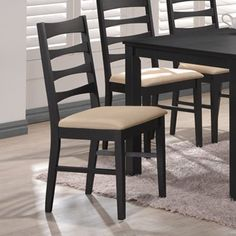 Wonderful KB Furniture D34 2 Dining Chair (Set Of 2) This Dining Chair Set