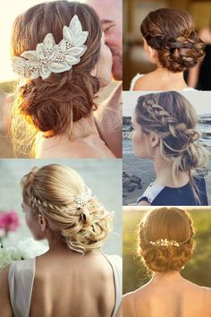HAIRSTYLES FOR ALL BRIDES