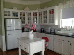 I want this kitchen <3