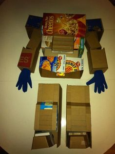 "hile watching an episode of the classic 1984 animated ""Transformers"" with my 4 year old son I had a moment of insanity. ""Hey buddy,"" I said. Transformer Party, Transformer Halloween Costume, Halloween Costumes For Kids, Diy Costumes, Optimus Prime Kostüm, Rescue Bots Birthday, Transformers Birthday Parties, Halloween Disfraces, Holidays Halloween"