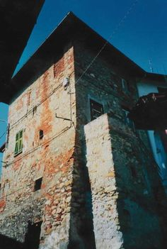 San Cristoforo, Antica torre di avvistamento,Piedmont Italy