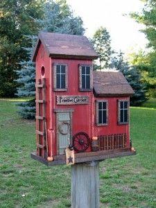 *Oh So Cute Birdie Home~~