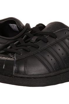 8a1981c550468 adidas Originals Superstar Glossy Toe (Core Black Core Black Footwear Black)  Women s