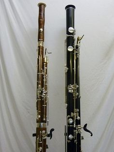 Bassoon and Bassoforte prototype by Guntram Wolf, has wider bore for more projection.