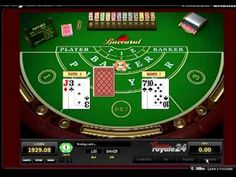 http://winningbaccaratsystems.com/Casino-Royale24.php Baccarat and Casino Royale 24 is simle game to play. Always bet on the banker hand. While this winning hand carries a 5% commission to the house, it has the lowest house advantage of all the bets.    Only reckless people bet on tie hands - the odds are lousy.