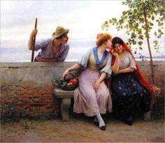 Eugene de Blass (1843-1932) – Pintor Italiano_5