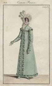 The Petticoat Archives: A little Regency inspiration.