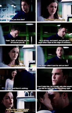 This part was so sad and hard to watch! | Fitz and Simmons | S3 E8 | Agents of S.H.I.E.L.D.