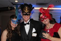 Masquerade theme party created by A Memory Lane Event.  http://www.partyplannerdenver.com