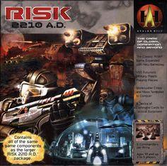 Risk 2210 @ Juegos de Mesa y de Tablero Blog http://juegosdemesaydetablero.blogspot.com/2011/09/risk-2210.html