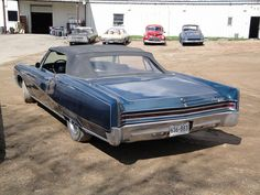 67 Buick Electra 225 by DVS1mn, via Flickr