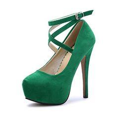 femme sandalette chaussure escarpin Chaussures de soirée Élégant Fête Club High-Heel stiletto Plateau escarpin champagne HHmmOe7