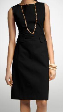 Talbots Dresses | Talbots Ponte Knit Dress
