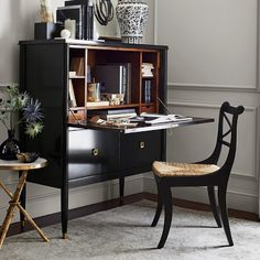 Lacourte Upright Desk
