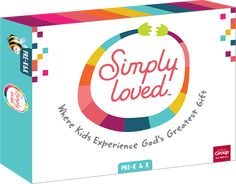 With Simply Loved Sunday school, we simplified the logistics so you can get back to focusing on what God has put on your heart: Helping kids discover the joy of a friendship with Jesus. Sunday School Curriculum, Sunday School Lessons, Bible Stories, Learn To Love, Quotes About God, Kids Learning, Kit, Holiday, Volunteers
