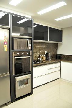 Kitchen Room Design, Best Kitchen Designs, Kitchen Cabinet Design, Modern Kitchen Design, Home Decor Kitchen, Interior Design Kitchen, Modern Kitchen Cabinets, Kitchen Stools, Small Space Interior Design