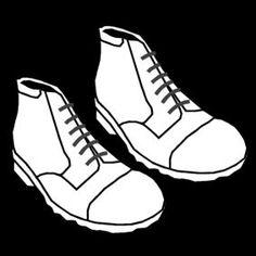 Pictogram: orthopedic shoes