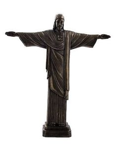 Veronese-Bronze-Figurine-Religious-Jesus-Christ-the-Redeemer-Cristo-Redentor