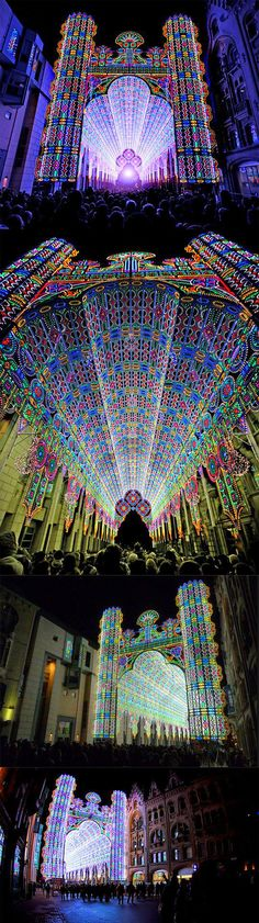 Belgium Festival Of Lights