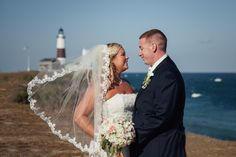 Wedding Photography at 360 East at Montauk Downs - Bride and Groom Portrait at Camp Hero http://www.mattstallonephotography.com/recent-stories/2015/1/13/360-east-at-montauk-downs-wedding-photography