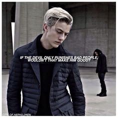 {Theme: #Jonathan#Christopher#Morgenstern} - I love this quote that's the reason why I posted a pic on my hp acc @harrypctterr with the same quote too! And ofc I love Lucky Blue Smith!!! ❤️ - Jojo X